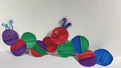 Crafty Caterpillar