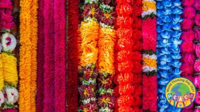 Sangam Flower Garlands