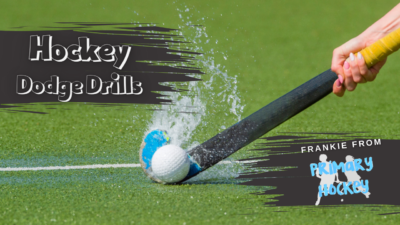 Be Well: Hockey Dodge Drills