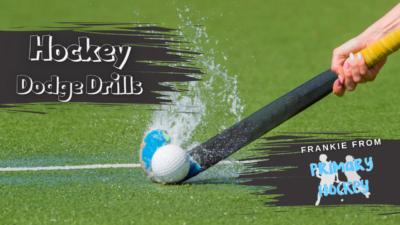 Be Well: Hockey Dodge Drills