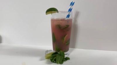 Mixology: Raspberry Mojito