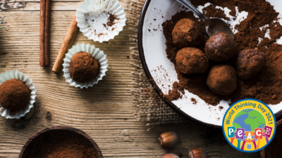 Our Chalet Chocolate Truffles
