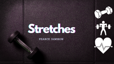 Be Well: Stretches