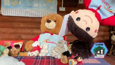 Olivia's Teddy Bear Picnic